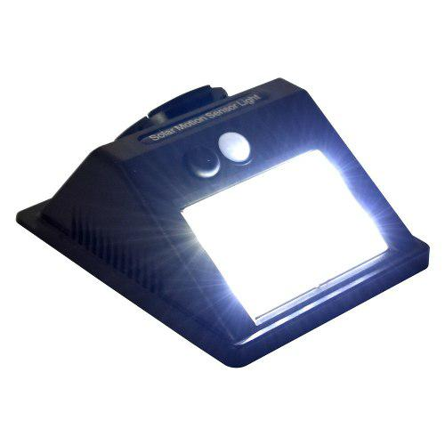 Lampara Energía Solar 10 Leds Sensor Interior Exterior /e
