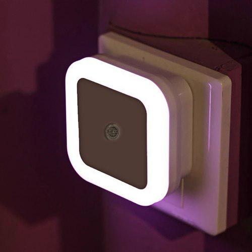 Lampara Led De Noche Con Sensor De Luz