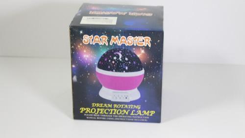 Lampara Led Proyector De Estrellas (mayoreo) Modelo Jsq-05
