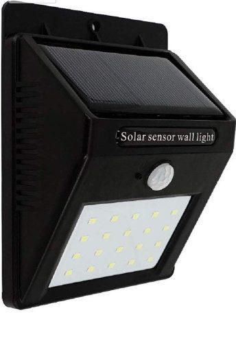 Lampara Solar Luminaria Foco Solar Panel Envío Incluido