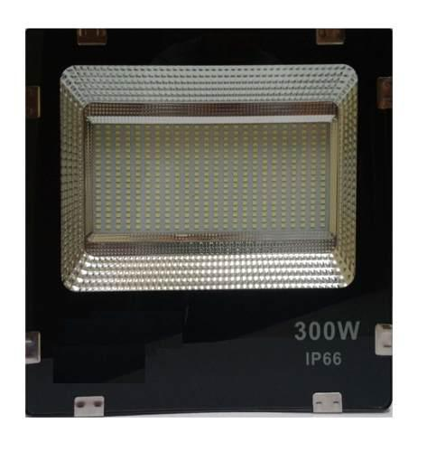 Lote De 5 Reflectores Led 300 Watts Ultradelgado Ip66 300w