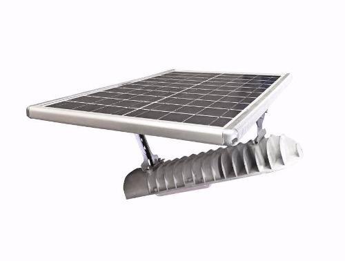 Luminaria Solar,2800lm,luz Fija C/bateria Carro Eléctrico