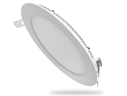 Luminario Led Para Empotrar 12w Luz Blanca Solo Plafón