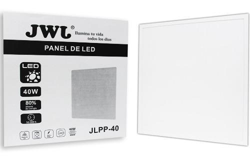 Panel 60x60 Luz Blanca 6500k Envio Gratis Mayoreo 10 Piezas