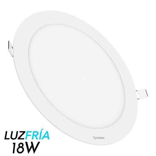 Panel De Led Slim De Luz Fría, Circular Para Plaf | Lam-660