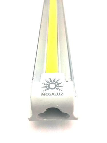 Paquete 10 Tubo Lámpara Regleta Led Cob Regleta 26w