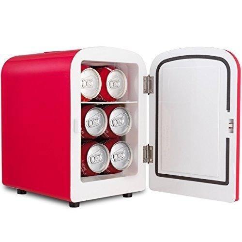 Paquete Mini Refrigerador Con Coca Cola