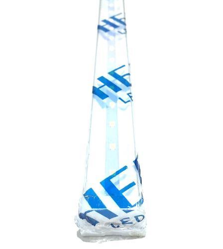 Pqt 10 Tubo Lámpara Regleta Led Hee 18w Plastico