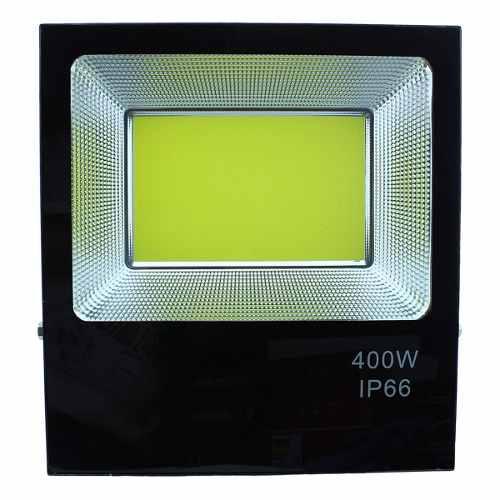Reflector Led 400w Luz Blanca Fria 6500k Ip66 Envio Gratis