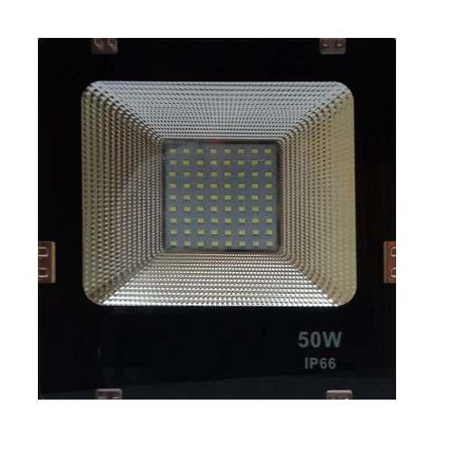 Reflector Led 50w Delgado Ahorrador Ip66 50 Watts 110/220