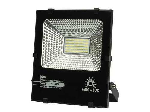 Reflector Led 50w Ultradelgado Ip66 Alta Potencia