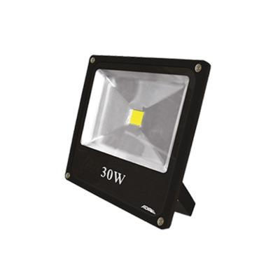 Reflector Led Cob Extra Plano Ad-2455 30w Calido Adir
