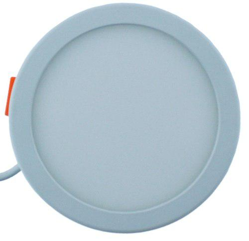 Spot Led 8w Plafon Ajustable Caja Bote Integral 10 Lamparas