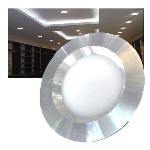 Spot Led 9w Aluminio Impotrable Plafon Panel Casa Oficina
