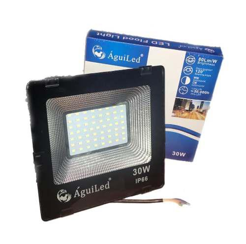 Super Oferta Reflector Led 30w Para Interperie¡