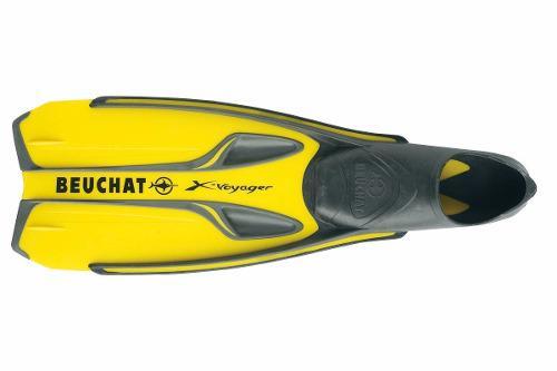 Aleta X- Voyager Beuchat Snorkeling Y Buceo Envío Gratis!!