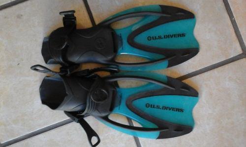 Aletas P/ Snorkeling Y Buceo