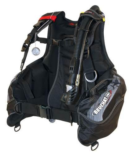 Chaleco Bcd Masterlift First Beuchat Buceo Envío Gratis