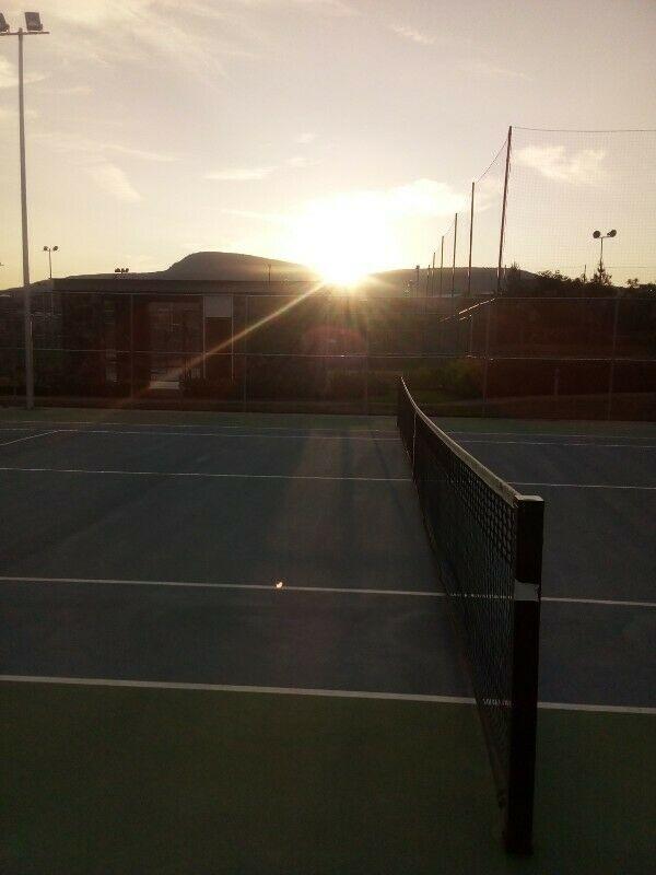 Clases de Tennis en zona Sur y poniente C,D,M,X