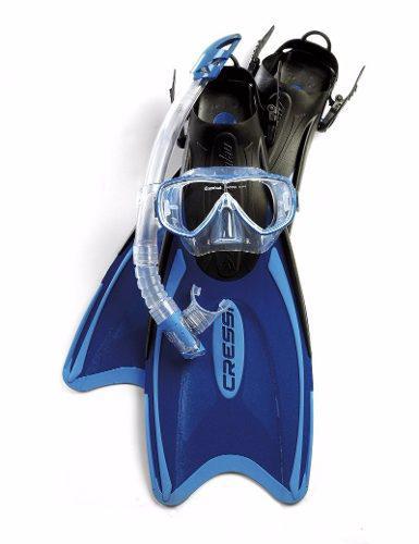 Cressi Palau Bag. Kit Para Snorkel Y Buceo.