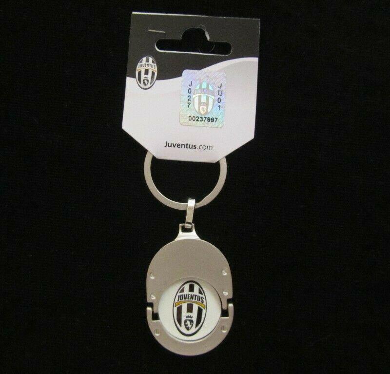 JUVENTUS LLAVERO CHIP SERIE A UEFA ITALIA EQUIPOS DE FUTBOL