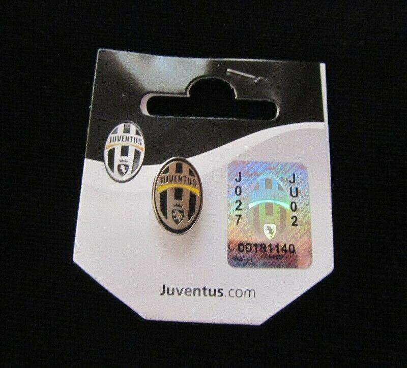 JUVENTUS PIN LOGO ITALIA SERIE A UEFA CHAMPIONS LEAGUE