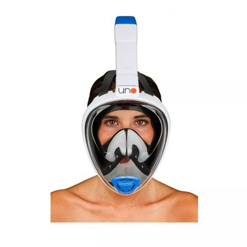 Mascara Aria Uno Ocean Reef Snorkeling Y Buceo Talla S/ M