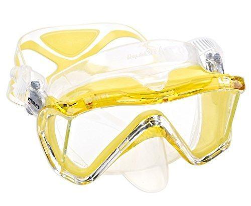 Mascara De Buceo De Mares I3 Sunrise, Crystal Yellow
