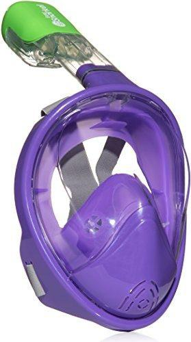 Mascara Easy Snorkel Mascara De Buceo De Cara Completa Cry