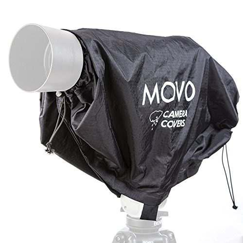Movo Crc27 Storm Protector De Lluvia Para Cámaras Réflex