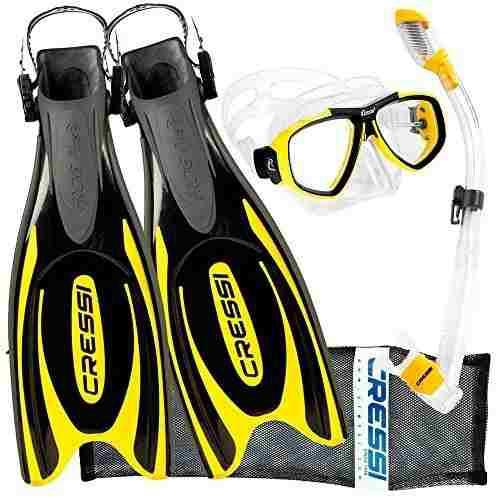 Paquetes De Snorkel Buceo & Snorkel Crsfpfss-cyl-xs Cressi