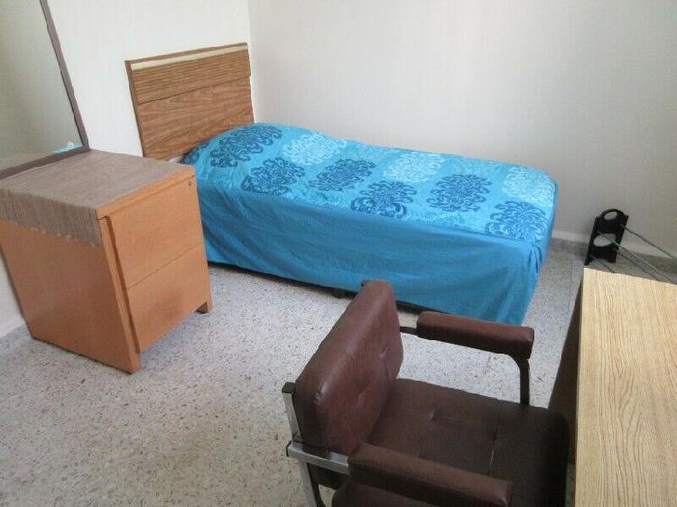 Precioso cuarto compartido para mujeres cerca de la UNA5