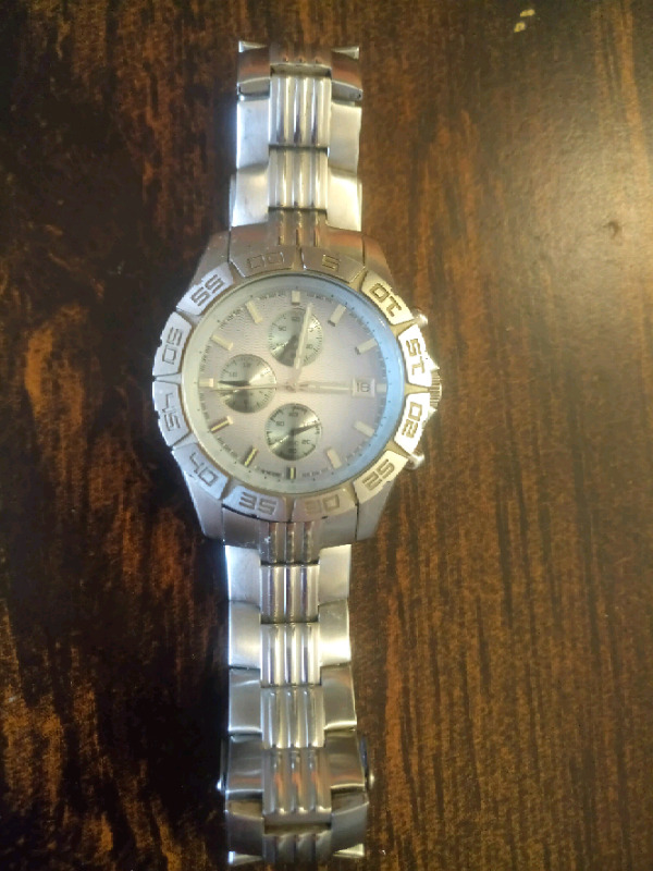 Reloj Fossil blue para caballero