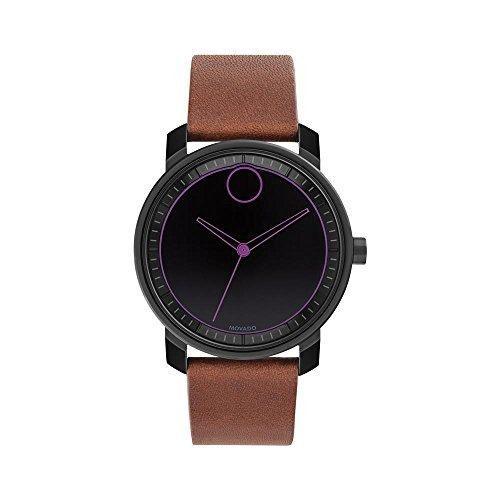 Reloj Hombre Movado Bold Black Dial 3600488