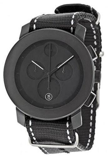 Reloj Movado Bold Nylon Unisex 3600308