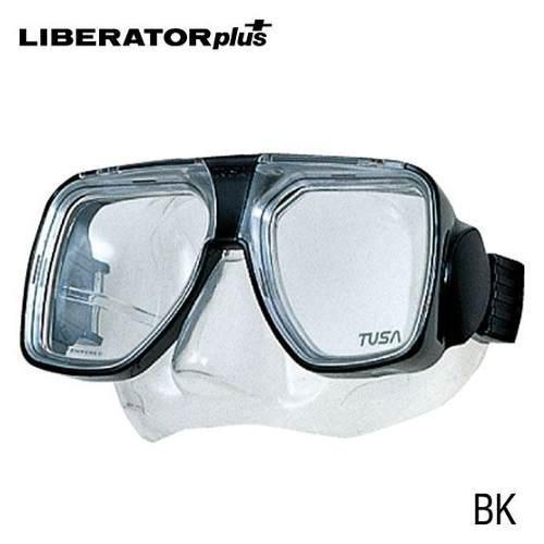 Visor Liberator Plus Tusa Para Buceo Envío Gratis !!