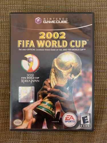 2002 Fifa World Cup Para Nintendo Game Cube