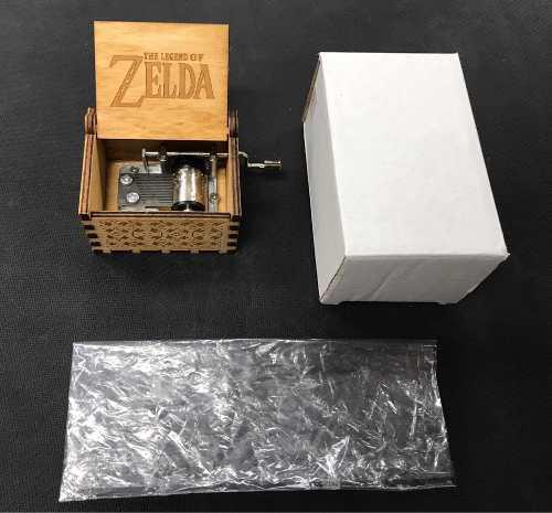 Caja Musical Zelda - Envio Gratis