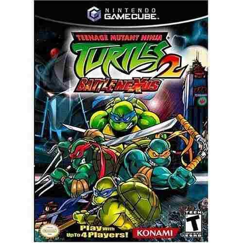 De Los Adolescentes Mutant Ninja Tortugas 2 Batalla Nexo - G