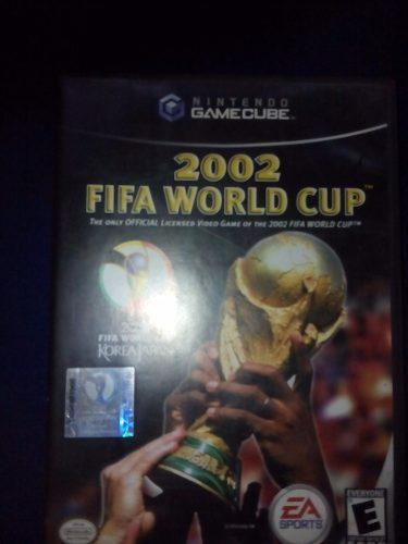 Fifa 2002 Korea Japon De Game Cube Compatible Con Wii