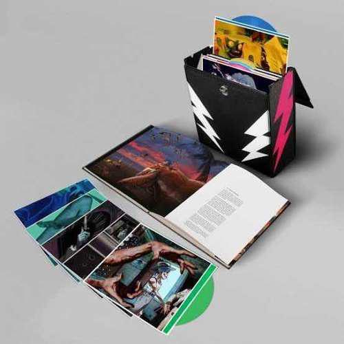 Gorillaz - Humanz Super Deluxe Boxset 14 Vinilos A Color