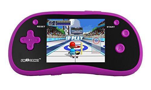 Juegos Game 180, Reproductor De Juegos Portatil Con Pantalla