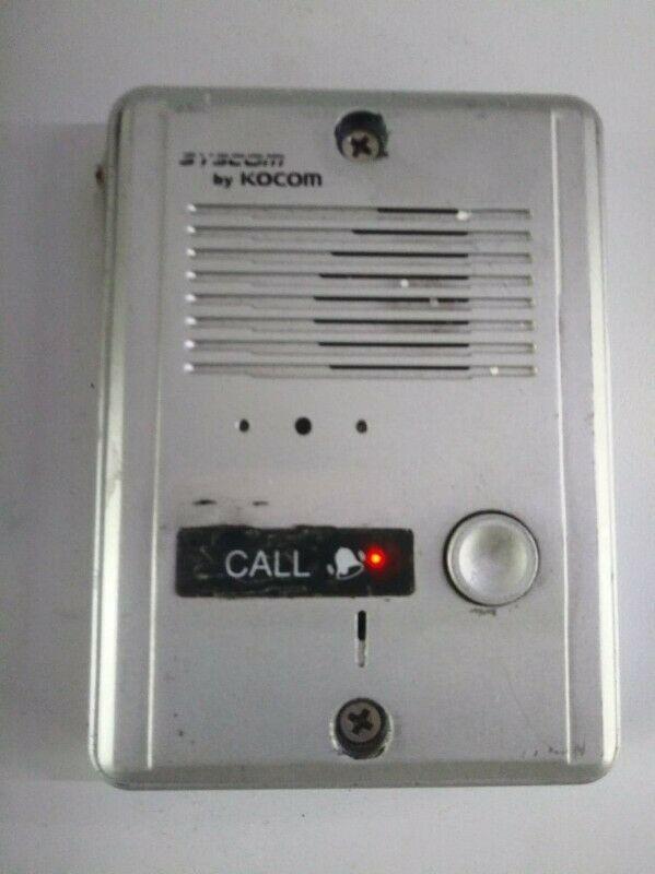 Kit de audio poretero de 1 o 2 auriculares (INTERFON)