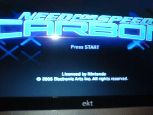 Need For Speed Carbon De Game Cube Compatible Con Wii