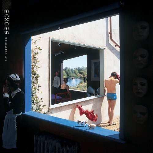 Pink Floyd - Echoes Cd Doble Importado