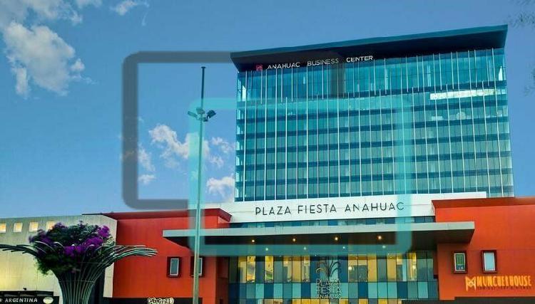 RENTA DE OFICINAS ANÁHUAC BUSINESS CENTER SAN NICOLÁS /