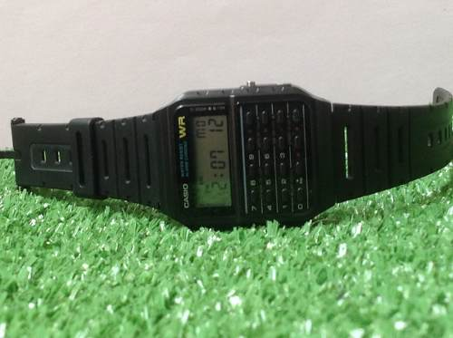 Reloj Vintage Casio Calculadora. Crono. Alarma. Electronico