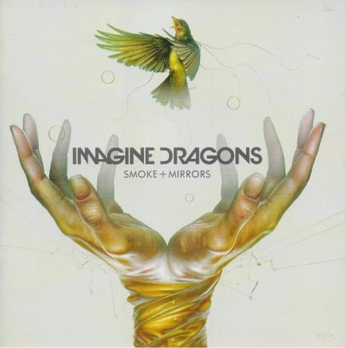 Smoke + Mirrors - Imagine Dragons - Disco Cd - 18 Canciones