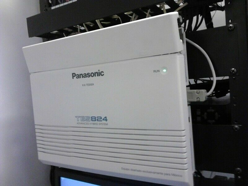 Técnico de Servicio en Conmutadores Panasonic y CCTV