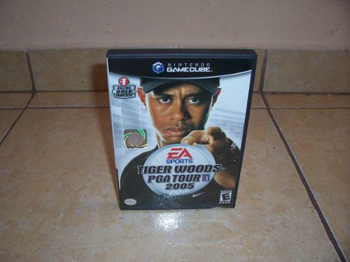 Tiger Woods Pga Tour 2005 Nintendo Gamecube +++
